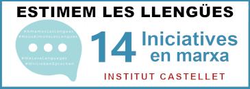 Estimem les llengües, 14 iniciatives en marxa